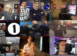 Radio Collage